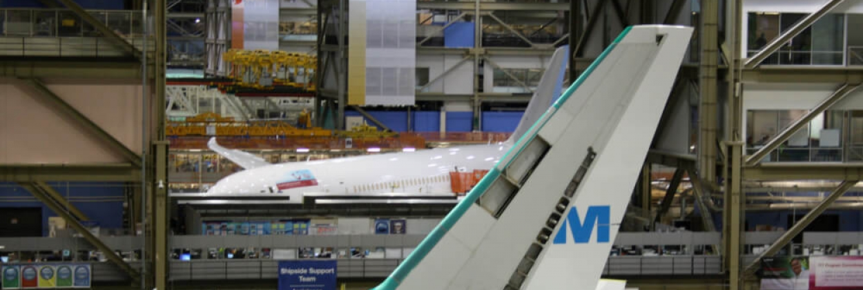Boeing moves 787 out of Everett, focuses on long-term recovery