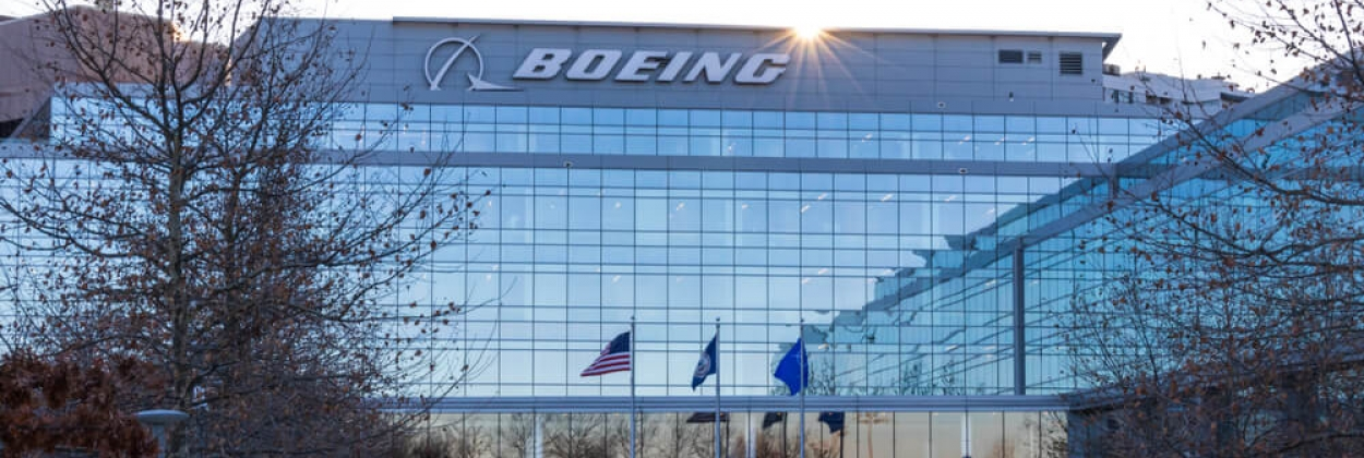 Boeing offices in Arlington, VA
