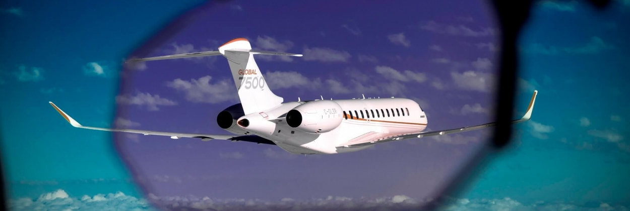 Bombardier reports increased revenues for Q1 2021