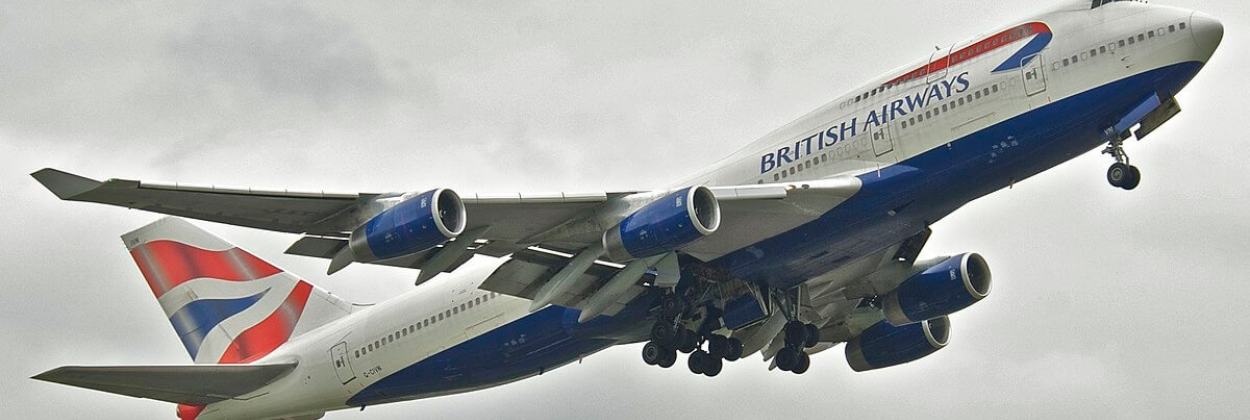 Riding the storm: British Airways 747 breaks transatlantic record