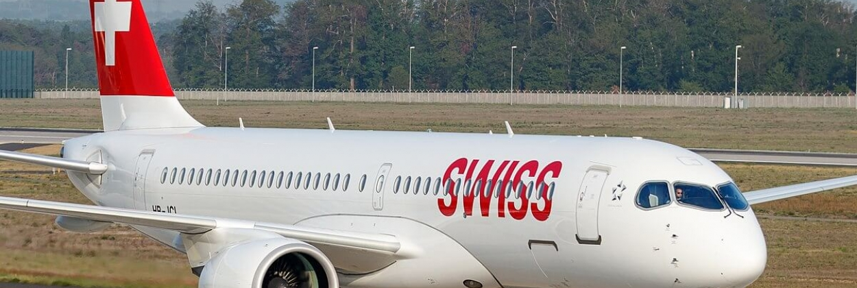 Swiss grounds its A220 fleet after series of engine incidents