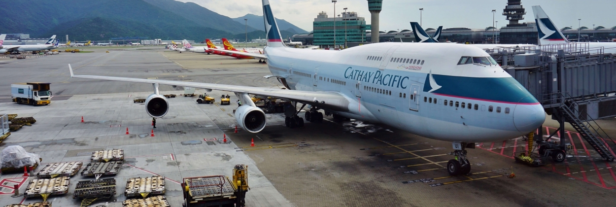 Cathay Pacific shuts pilot base in Canada, hints more closures