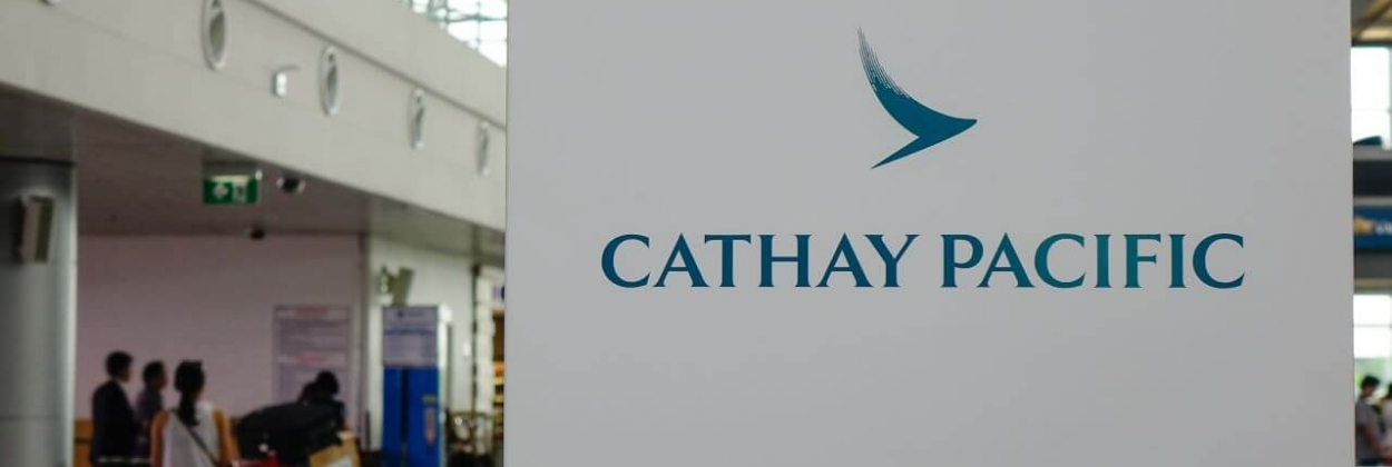 "Cathay Pacific cuts capacity after ""incredibly challenging"" month"