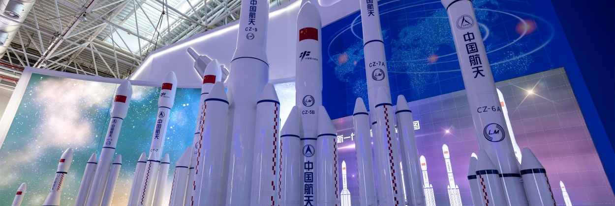 The space race: China's ambitious plans in cosmos