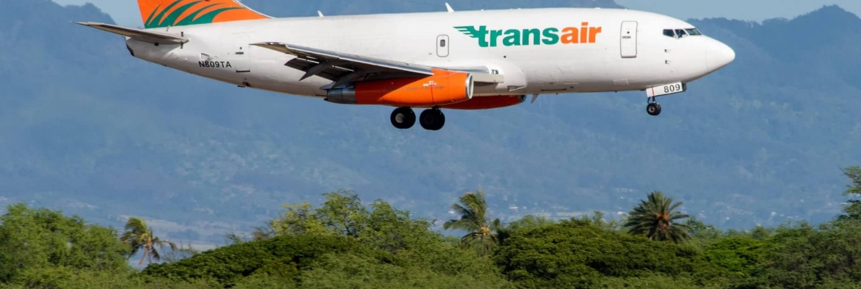 Boeing 737 freighter ditches in ocean near Hawaii