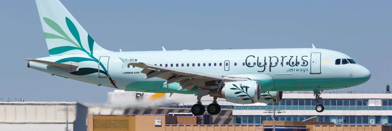 Russian Authorities ban Cyprus Airways flights