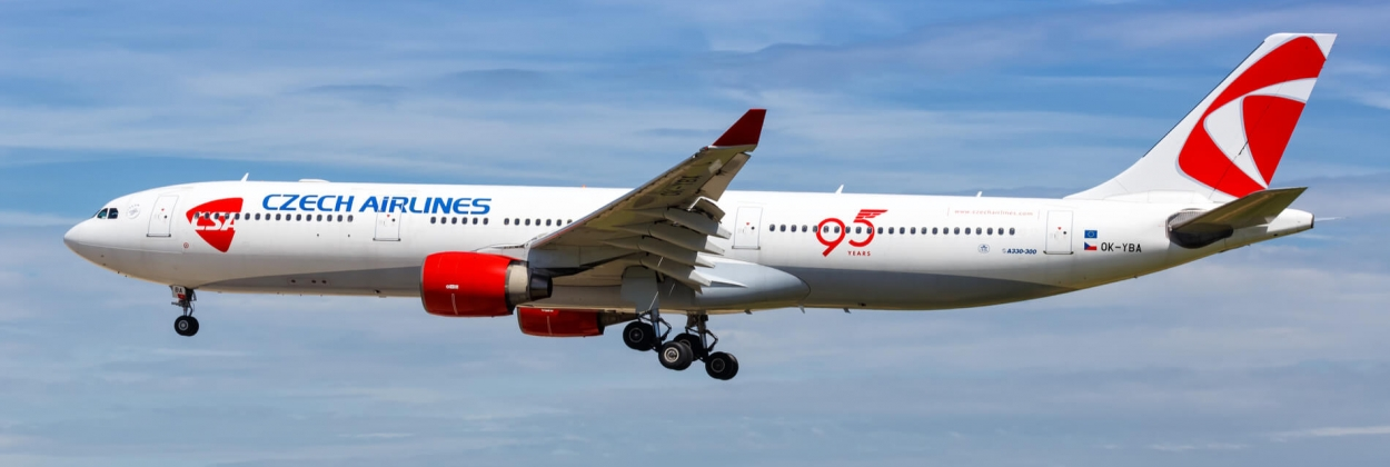 All 430 Czech Airlines employers at risk of losing their jobs