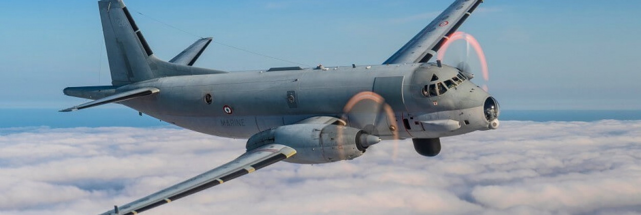 France deploys upgraded maritime patrol aircraft in UAE