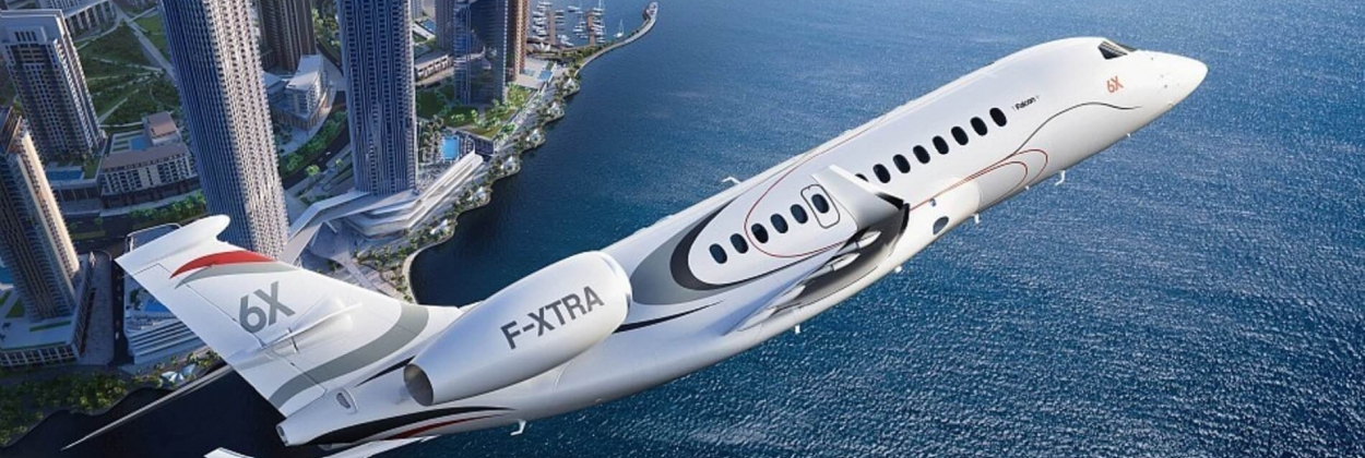 Dassault rolls out the Falcon 6X: a game-changer?