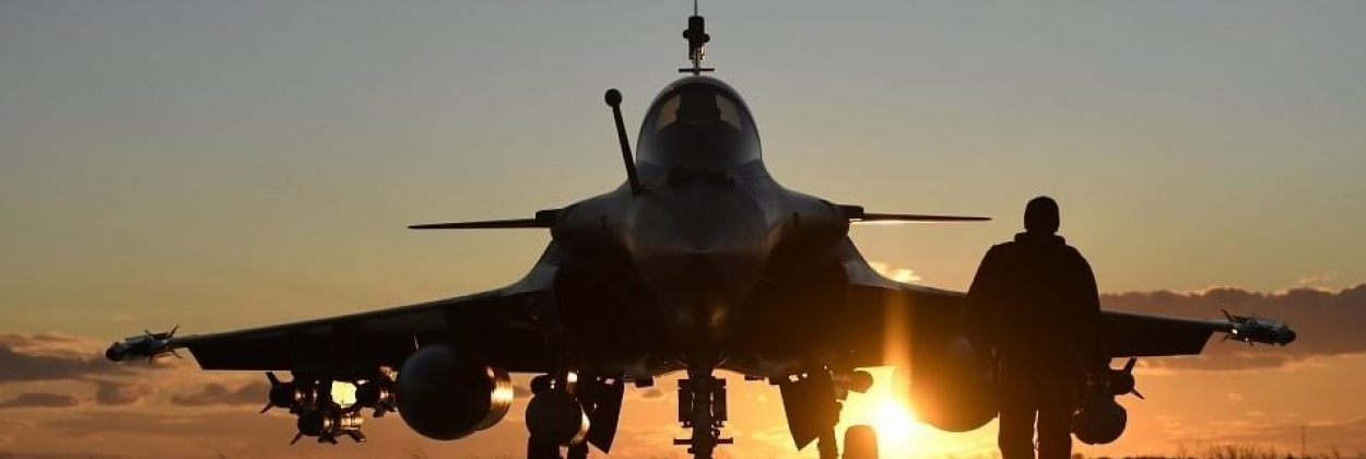 Four Greek pilots begin training to become Rafale instructors