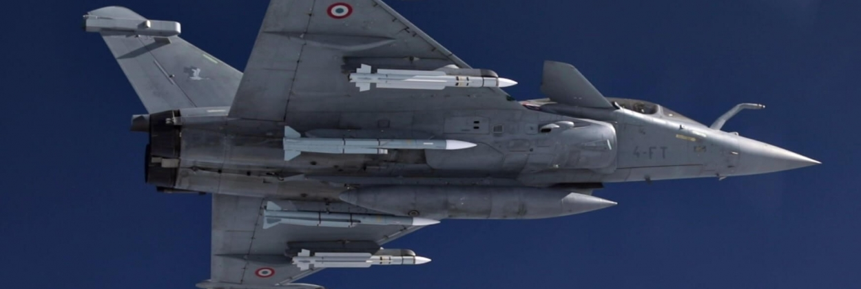 "French Rafale F3R boasts new Meteor ""game-changer"" missile"