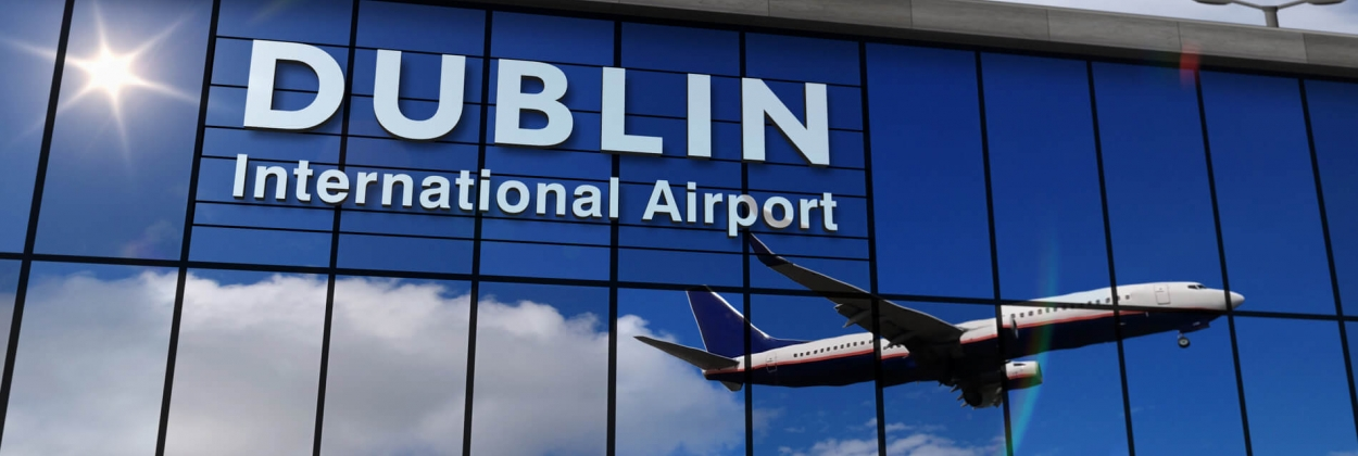 Dublin Airport – worst hit during global crisis