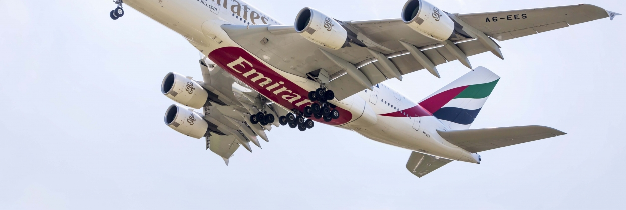 How long will Emirates keep the A380s in its fleet?