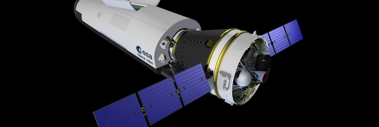 Europe begins construction of its first shuttle, Space Rider