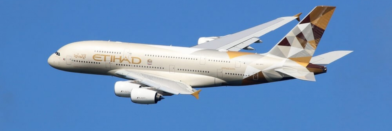 Etihad Airways joins digital aviation research project