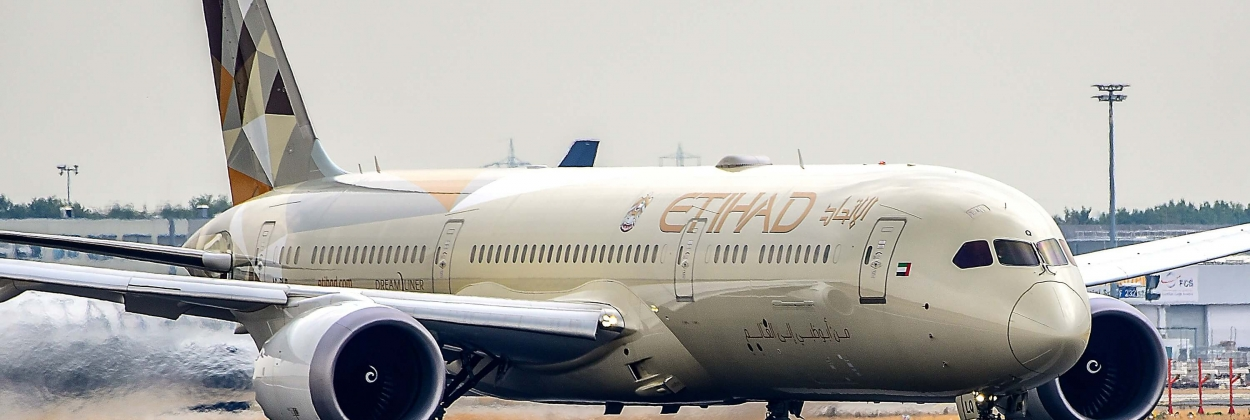 Boeing 787 Dreamliner is still the backbone of Etihad's fleet