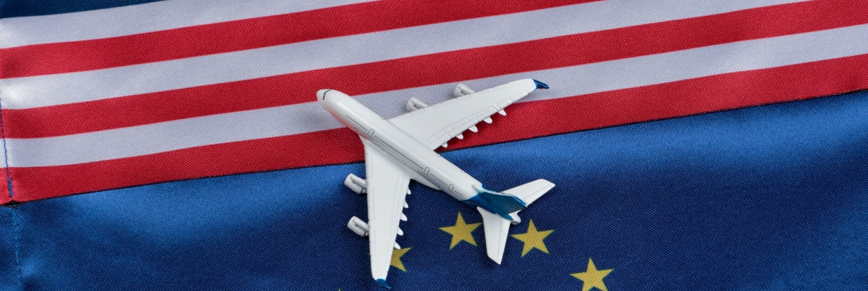 US to finally lift European travel restrictions?