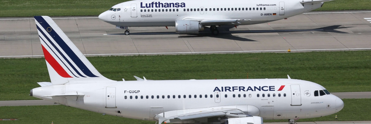European airlines oppose climate policies, report shows