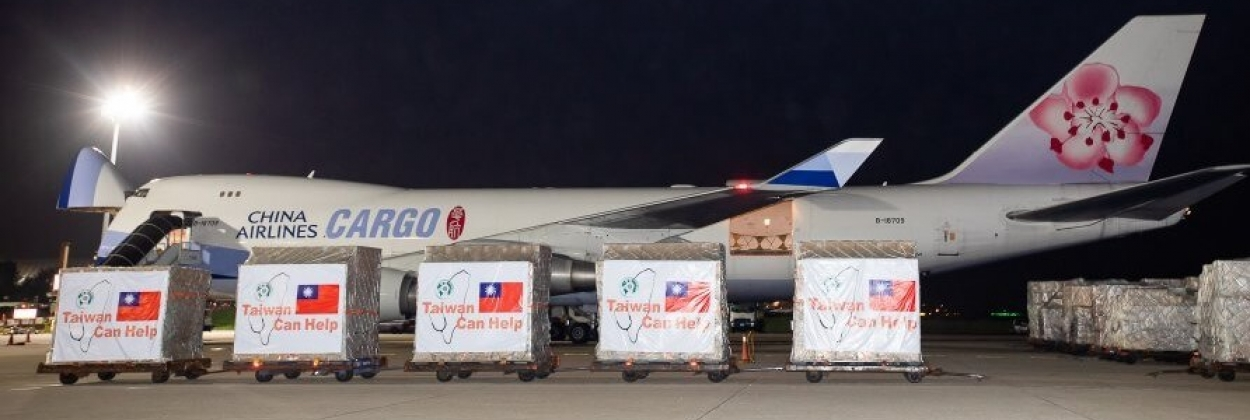 China Airlines' new livery revealed after the renaming dispute