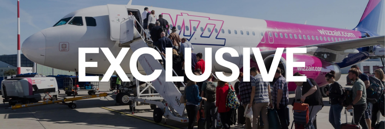 EXCLUSIVE   Wizz Air exceeds pre-COVID capacity in August 2021