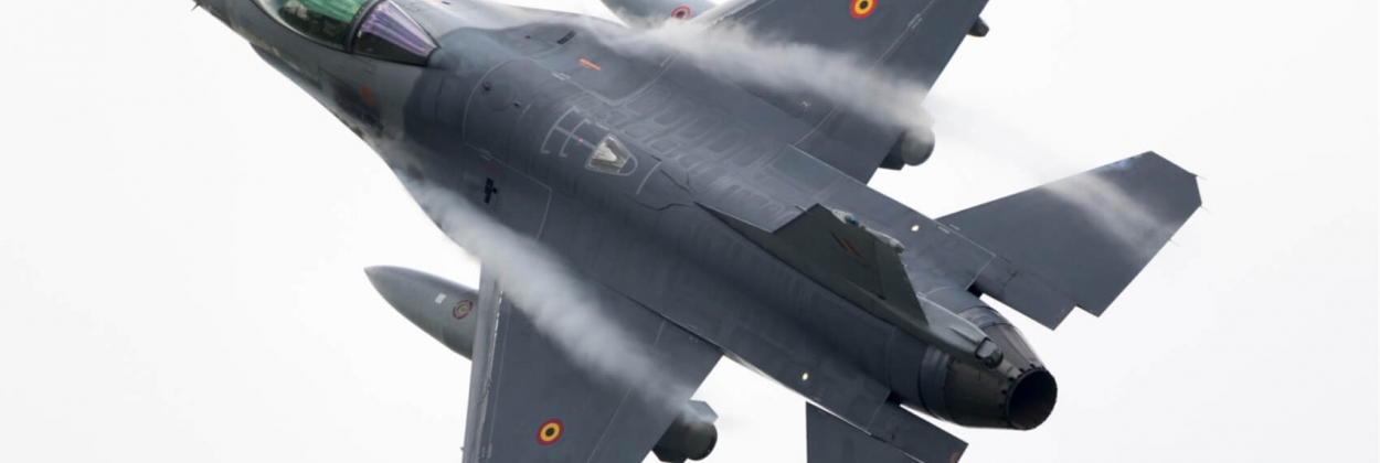 Busy final days for Belgian NATO air policing mission [Video]