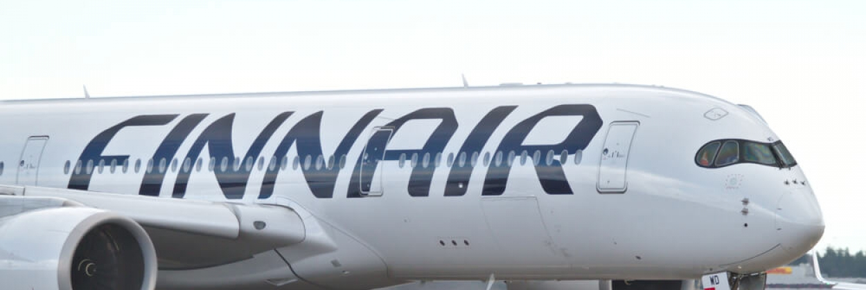 "Finnair is ""big, small"" airline poised for sustainable growth"