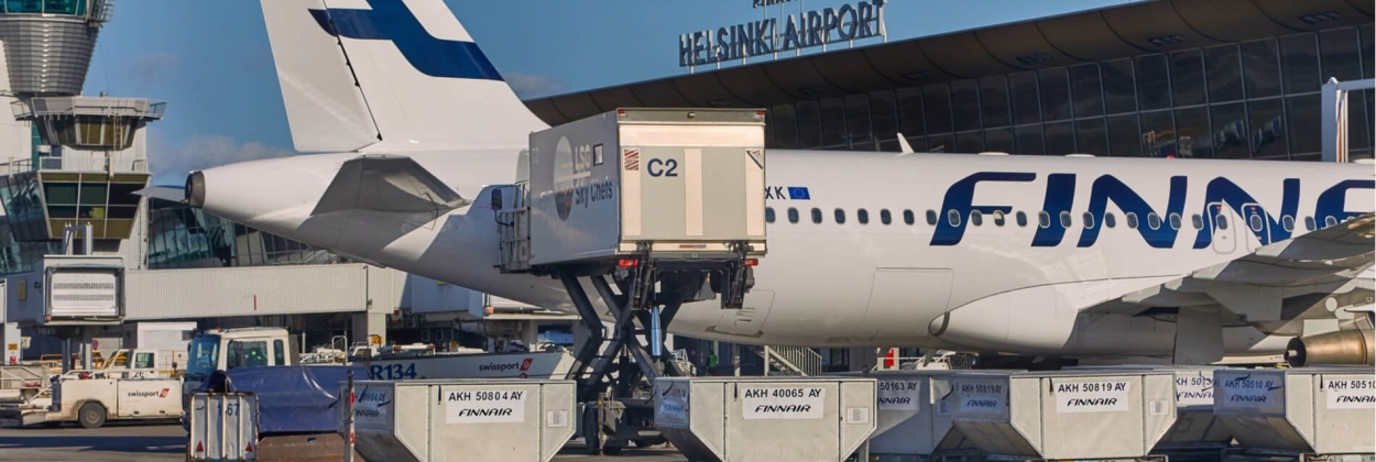 Finnair Cargo ready to facilitate delivery of COVID-19 vaccine