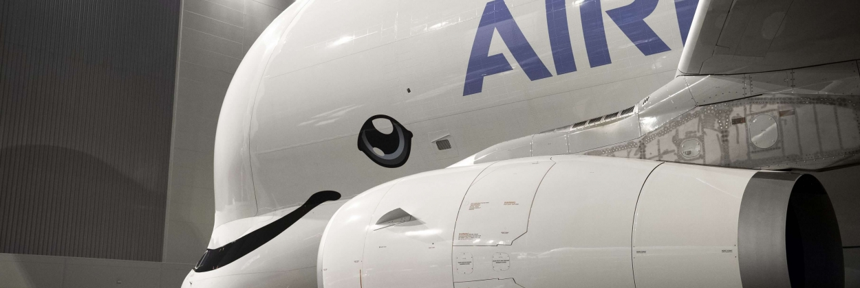 first belugaxl delivered to ati side view aerotime news