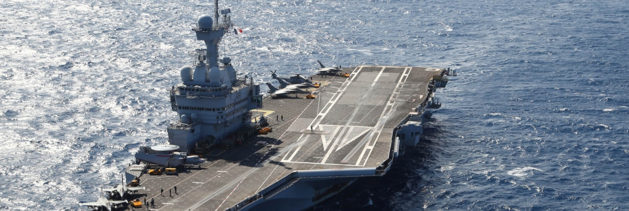 French aircraft carrier Charles de Gaulle will have nuclear-powered successor