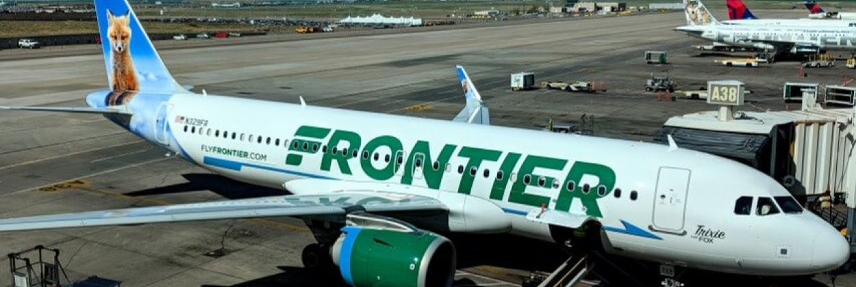 Frontier Airlines Airbus A320neo