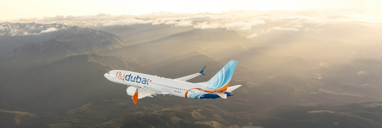 flydubai returns boeing 737 max to service