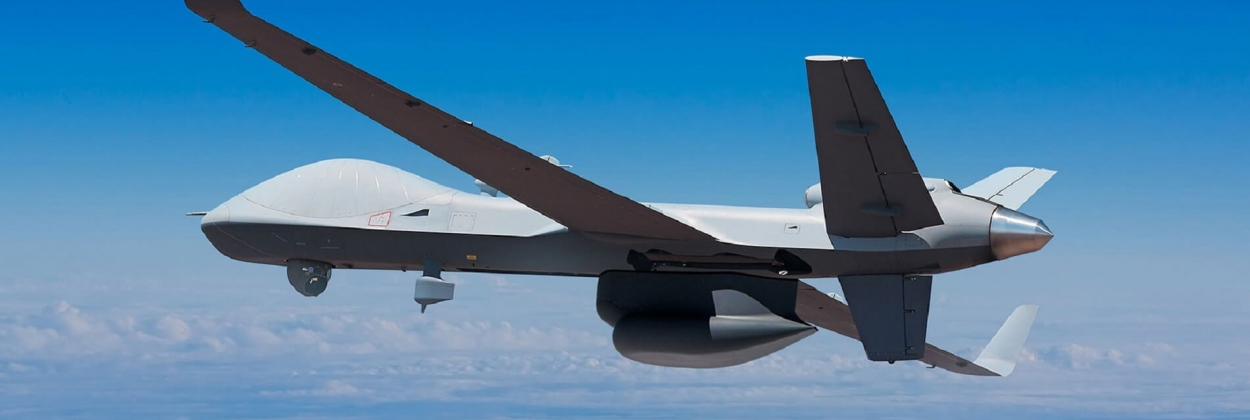 Taiwan receives green light for MQ-9B maritime drones acquisition
