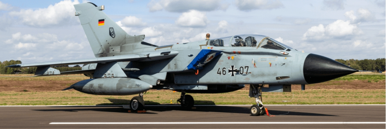 Boeing F/A-18 Super Hornet to replace the German Tornado?