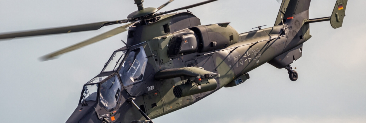 Will Germany abandon the Airbus Tiger attack helicopter?