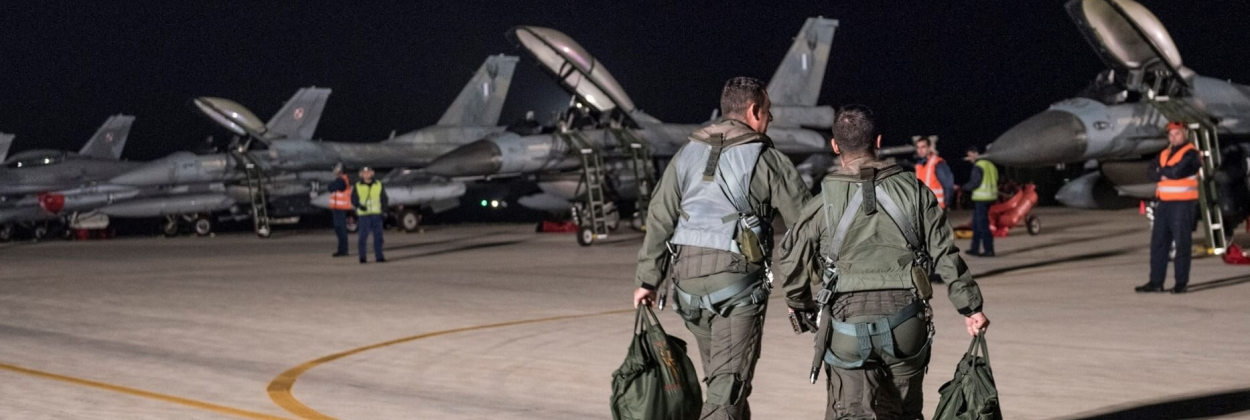 Israel to assist Greece in military pilots training