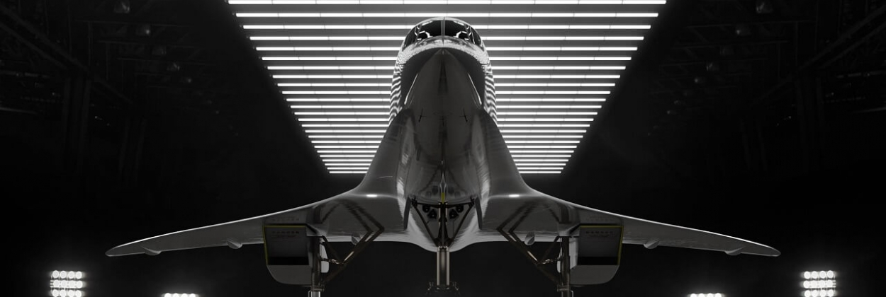 Boom, Aerion & Spike head-to-head in supersonic jet race