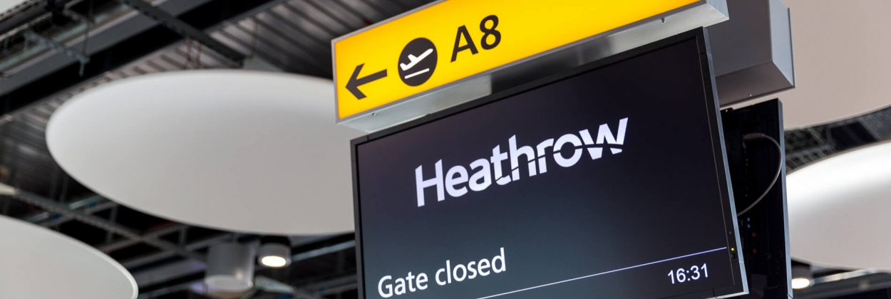 Trouble in Heathrow: workers to strike over pay-cuts