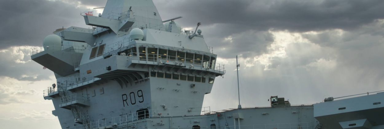 UK reportedly offered Turkey technical aid for aircraft carrier