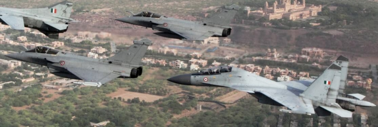 Indian and French Air Forces to conduct joint exercise