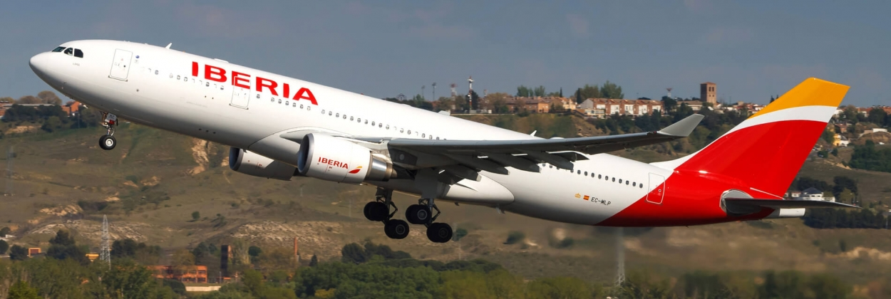 """Iberia airlines adopts A330 conversion to """"preighter"""""""