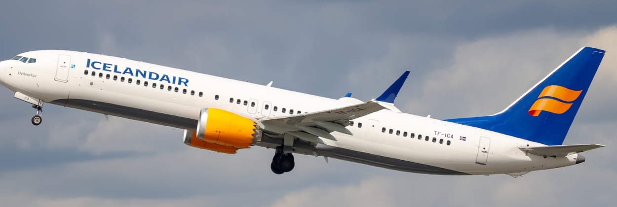 Icelandair agrees financing for final three 737 MAX aircraft