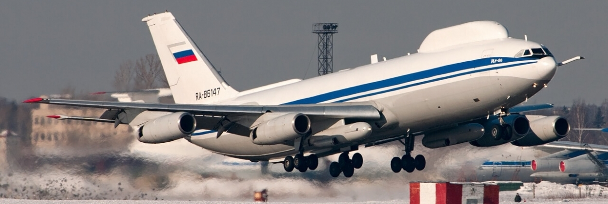 Russian Il-80 Doomsday plane theft suspect arrested