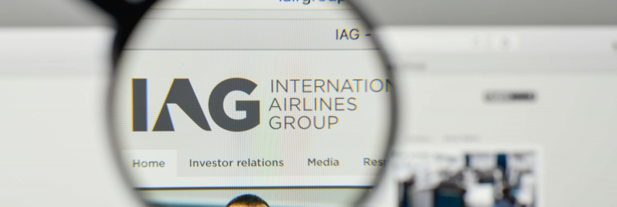 International Airlines Group logo