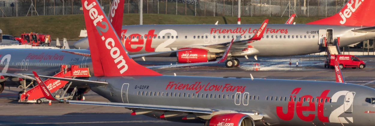 Britain's Jet2 says winter bookings slow to take off