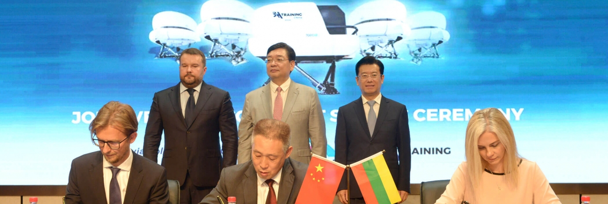 Avia Solutions Group, HNCA sign $60M joint venture in China