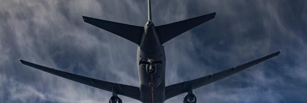 Flawed Boeing KC-46A tanker catches Israel interest