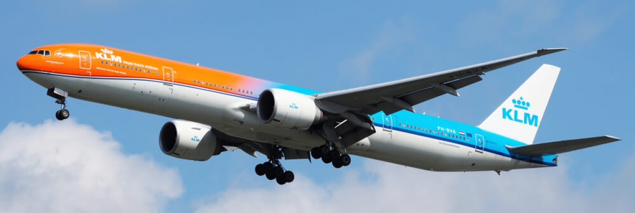 Boeing 777-300ER kept alive by KLM order