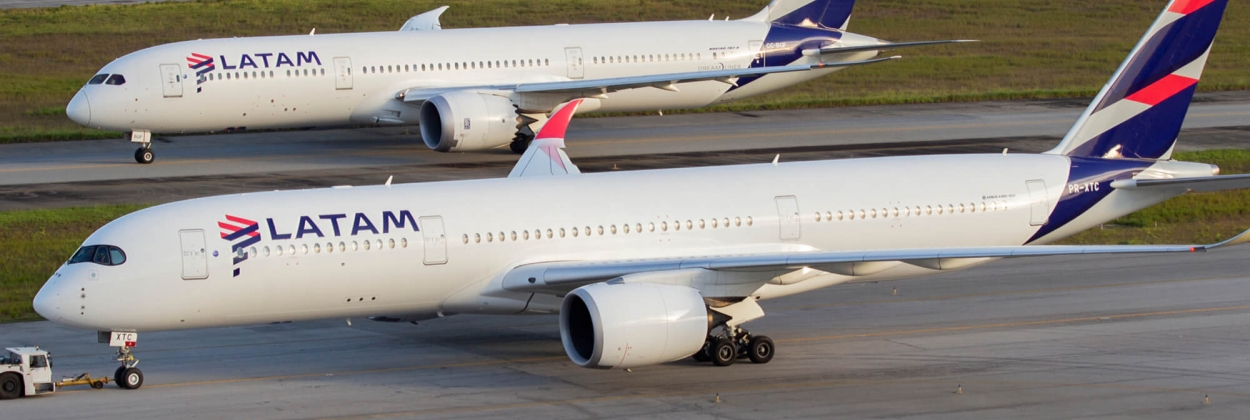 LATAM Brazil to replace Airbus A350 fleet with Chilean Boeing 787