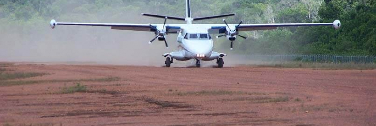 Shots fired at Let L-410 carrying medical supply in Somalia