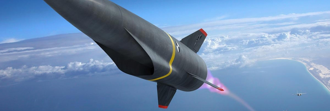 USAF accidentally drops hypersonic missile during test